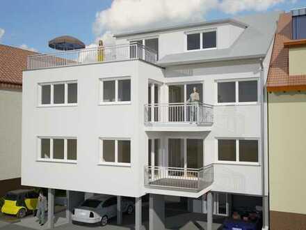 Pfiffige 3-Zimmer-Wohnung mit Balkon und tollem Ausblick