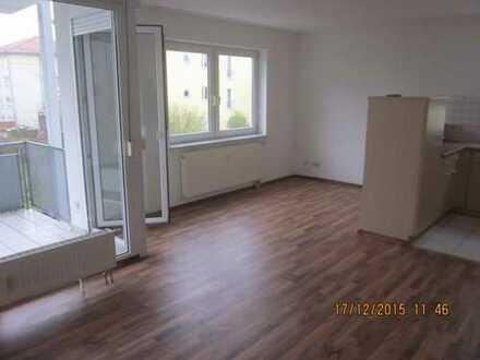 3,5 Zi-Wohnung mit Balkon in ruhiger Lage