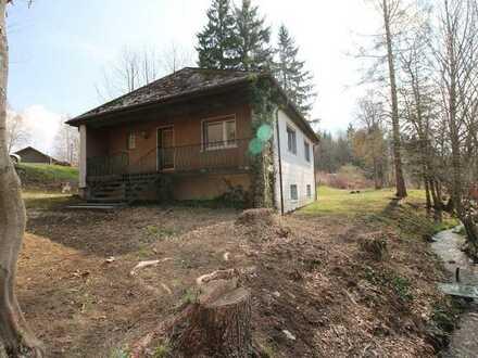 Freistehendes Einfamilienhaus, traumhafter Ausblick, ca. 1050 m² Grund