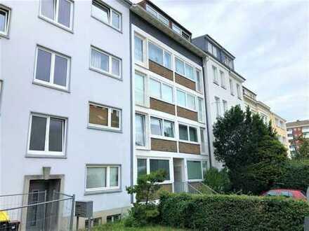 Bahnhofsvorstadt! Sanierte 2 Zimmer-Eigentumswohnung in idealer Innenstadtlage!