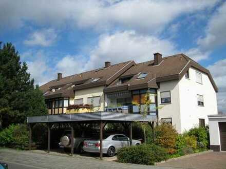 Profi Concept: Urberach: 3 Zimmer-Dachgeschosswohnung mit Südwest-Dachterrasse