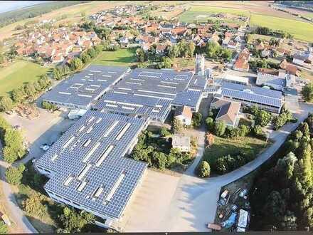 Lager- oder Produktionshalle mit Strombezug bis zu 900KW !!!!