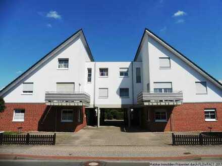 *Reserviert* Gut aufgeteilte Dachgeschosswohnung mit Balkon, Garten und Carport!