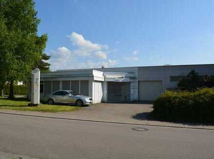 Lager-/Produktionsflächen mit Bürotrakt in Heitersheim