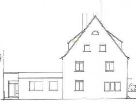Plochingen: 2 Zimmerwohnung EG, EBK, Einfamilienhaus