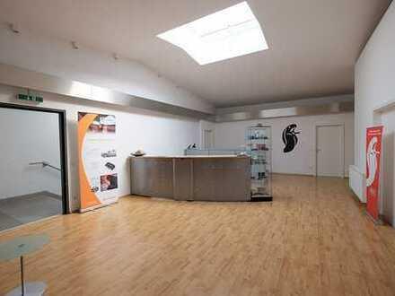 550m² Büro + 400m² Lager- o. Produktionsfläche -Provisionsfrei-