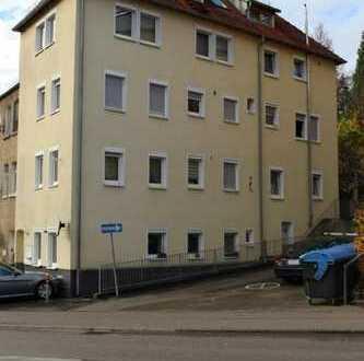 Zentrales Wohnen auf zwei Ebenen