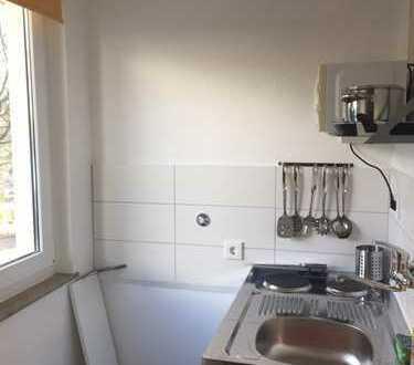 Möbliertes Apartment in ruhiger Waldrandlage