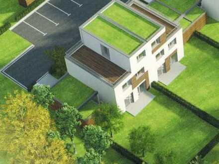Luxuriöse Doppelhaushälfte mit Garten & Küche, Luxurious duplex house with garden & kitchen