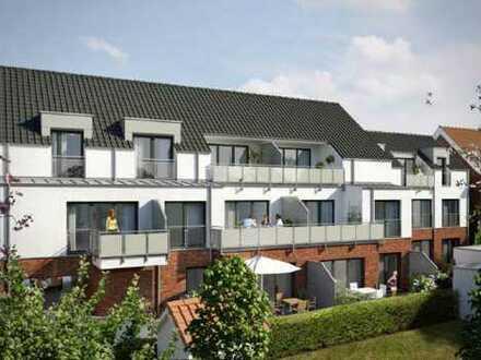 ** Schicke Neubau-ETW mit Balkon in MS - Amelsbüren **
