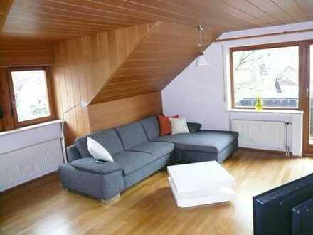 3-Zimmer-Wohnung mit Balkon und Einbauküche in Lindau-Oberreitnau