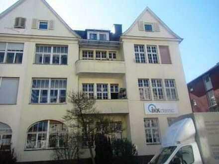 Wohn- und Bürogebäudem in Marburg, Denkmalschutzobjekt