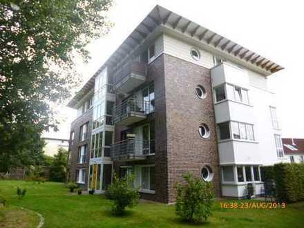 Direkt am Werdersee: Großzügige 4-Zimmer-Wohnung, Penthouse