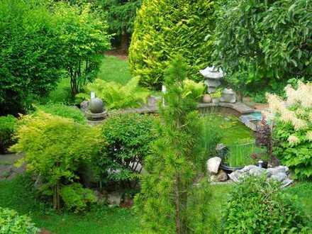 Ruhige EG-Wohnung mit Blick ins Grüne