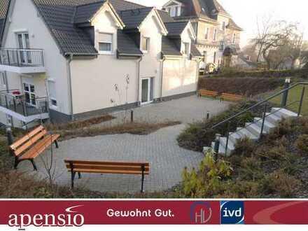apensio -GEWOHNT GUT-: Moderne seniorengerechte Wohnung mit allem Komfort in Geisweid
