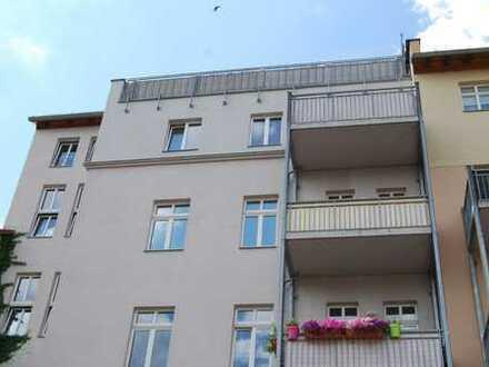 4 Raumwohnung mit Balkon