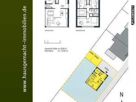 Baugrundstück/Hintergrundstück für Ihr Traumhaus zu verkaufen