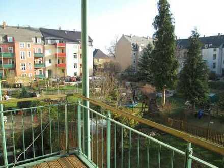 **Erleben Sie das Besondere: ca. 91 m² mit Loggia und Balkon in Bischofswerda!!**