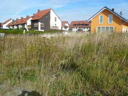 Baugrundstücke in Auerbach - tolle Lage - voll erschlossen