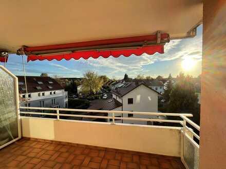 Schöne 3-Zimmer Wohnung in praktischer Lage in Feudenheim