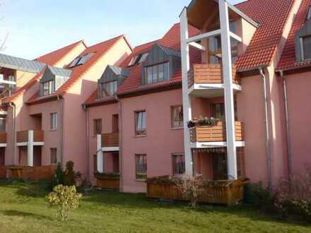 Große Galeriewohnung mit Garage, Kamenz, Bautzner Berg