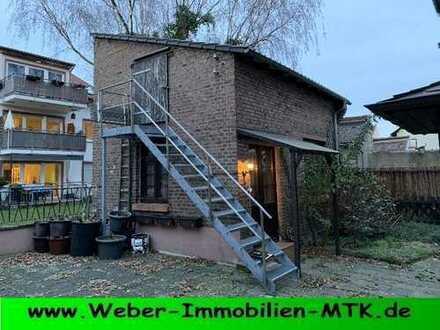 FREISTEH. 1-2 FH mit Nebengebäuden in BEST-Lage in Schwanheim, KEINE Erbpacht
