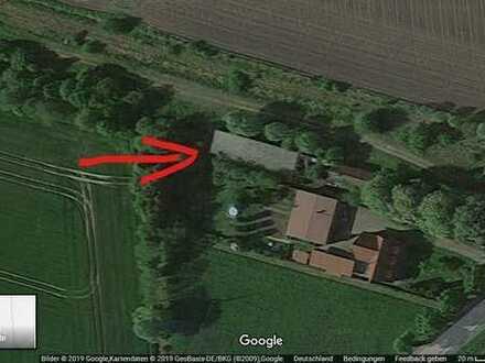 1.335 qm Grundstück am alten Bahnhof von Kalbe / Neuendorf am Damm