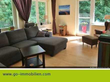 ** Modern ausgestattete ca.75 m²- 3 Zi.- Wohnung/Einbauküche/Balkon/Keller **