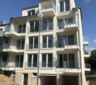 Neubauwohnungen mit Balkon, Aufzug und Garage / Nähe Polizeipräsidium