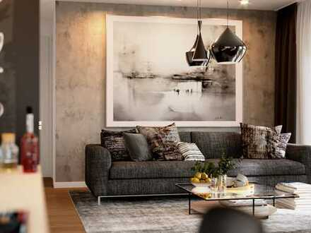 Einzigartige Penthouse-Wohnung