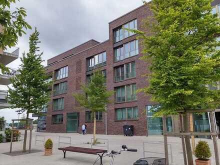 Dachterrasse an der Weser - schicke 3 Zi. Wohnung im Magellan Überseestadt