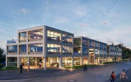 Murnau - lichtdurchflutete Büro / Gewerberäume - Neubau