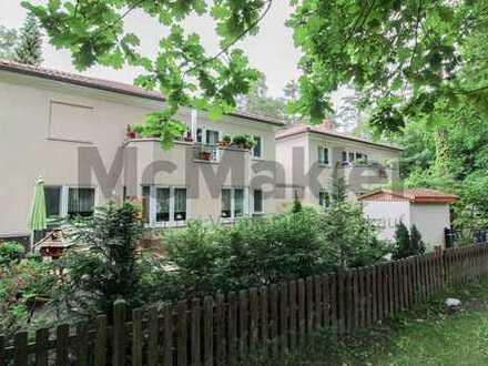 Gepflegte 3-Zi.-Whg. mit großer Terrasse in grüner Ortsrandlage von Wandlitz