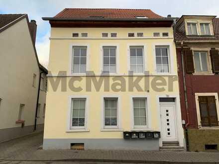Attraktive Kapitalanlage: 4-Zi.-Maisonette mit Denkmalschutz im Herzen von Grünstadt