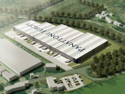Projektentwicklung Aschaffenburg! Anfang / Mitte 2019! provisionsfrei! bis 30.000 m² Lagerfläche!