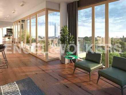 Exklusive Neubau-Wohnung am Wöhrder See