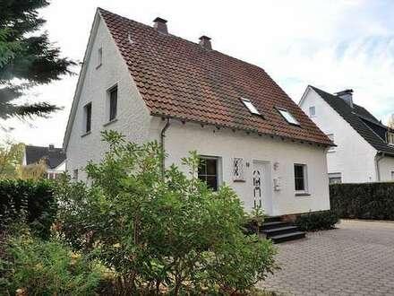 Charmantes Einfamilienhaus in Sackgassenlage von Gütersloh-Avenwedde