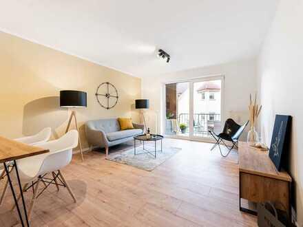 Ein Wohntraum! Exklusive, bezugsfreie Wohnung - 2020 komplett modernisiert!