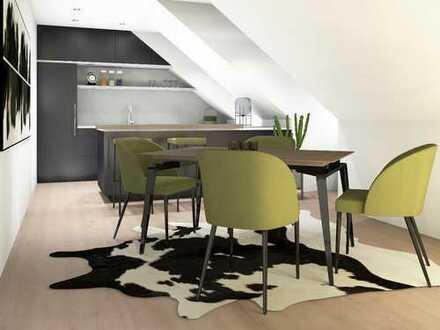 Moderne 3-Zimmer-Wohnung mit schöner Süd-Loggia in zentraler Lage des Stadtteils Lechhausen
