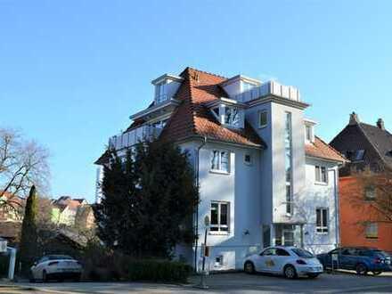 Sehr schöne Maisonette-Wohnung mit tollen Blicken auf Rottweil