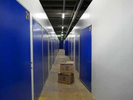 Lagerraum - 24h Zugang - ab 2,0 m²