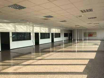 **Gepflegte Bürofläche mit toller Ausstattung! 675 m²! Sofort bezugsfähig!**
