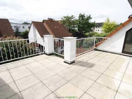 Mayence-Immobilien: 4,5 Zimmer Maisonette-Wohnung mit großer Terrasse!! Inkl. Einbauküche!!