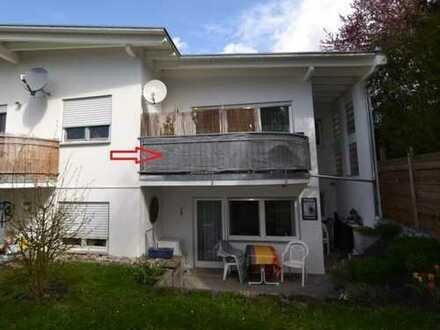 2-Zi-Wohnung in Orts-Randlage