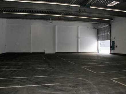 Repräsentative Produktions-/Lagerfläche mit Büro zu vermieten!