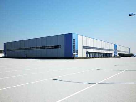 Multifunktionale Lager- und Büroflächen auf 4.000 m² in Erlangen