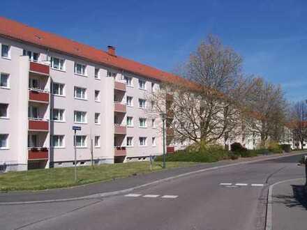 geräumige 4-Raum-Wohnung mit Balkon