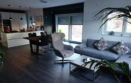 Sehr modernes Einfamilienhaus (KfW-Effizienzhaus 40) in gefragter und ruhigen Lage zu mieten!
