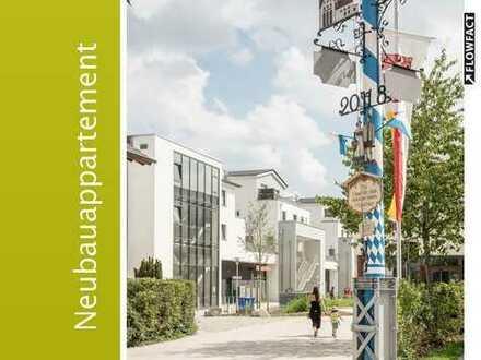 Neubauappartement im Herzen von Maisach