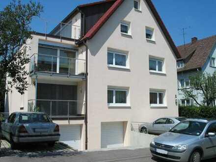 Exklusive, lichtdurchflutete 4,5-Zimmer-Wohnung mit Balkon und Einbauküche